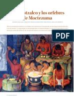 Azcapotzalco y los Orfebres de Moctezuma