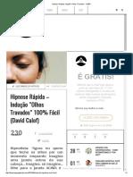 Hipnose Rápida, Indução _Olhos Travados_ - BLBR.pdf