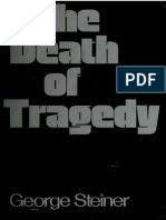 Steiner, George - Death of Tragedy (Oxford, 1980)
