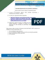 Evidencia 8 Caso Simulado Exportación de Un Producto Colombiano