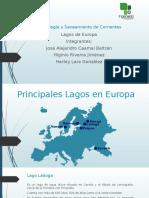 Principales Lagos de Europa