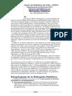 Nefropatía Diabética 2013