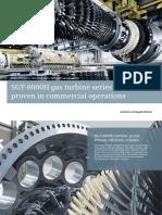 SGT-8000H Gas Turbine