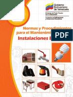 Manual de mantenimiento 2 - Las instalaciones eléctricas.pdf