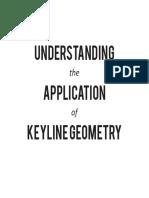 Understanding the Application of Keyline Geometry