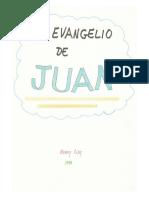 Estudio Del Evangelio de Juan