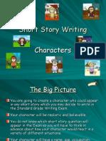 Short Story Character