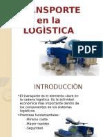 TRANSPORTE en la LOGÌSTICA.pptx