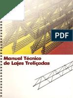 Lajes Treliçadas - Manual Lajes Trelicadas - BELGO.pdf