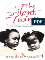 The Silent Twins - Marjorie Wallace