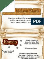 [Kumpulan 3]Bahasa Melayu Klasik