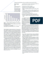 Virus del papiloma humano. Epidemiología. Volumen de enfermedad asociado