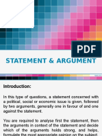 19073 Statement Argument1ppt