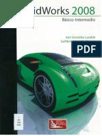 Solidworks 2008 - Basico Intermedio. Ed Patria