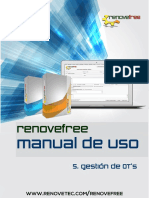 Manual Renovefre v4 Gestion de Ots-2016