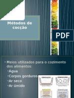 3 - Métodos de Cocção e Biodisponibilidade Dos Nutrientes