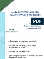 Dietas Vegetarianas en Niños- Dra Rybertt