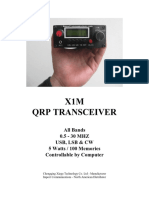 Xiegu_X-1M_user