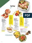 Flat Belly Diet Plan for Women
