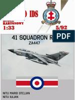 41 Squadron RAF (447)