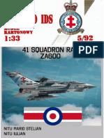 41 Squadron RAF (ZA600)