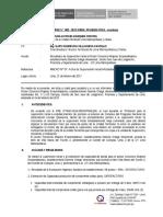 Informe Consorcio Mujeres Emprendedoras- Establecimiento Dalmira Ortega Veramendi