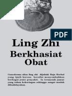 Ling Zhi Berkhasiat Obat