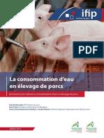 Abreuvement Elevages Porc Ifip Porcinos