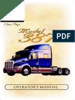 2013-01!26!194634 Peterbilt Model 387 Operators Manual Prior to 12-06 Low