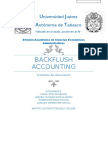 Backflush Accounting(1)