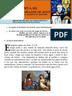 Hora Santa con San Pedro Julián Eymard . El Don Del Corazón de Jesús. (6)