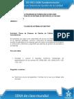 Actividad de Aprendizaje Unidad 2 Clases de Sistemas de Gestion 2