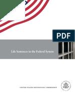 Life Sentences in federal prison (BOP)