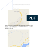 Proyecto Rio Bogota Lagunas