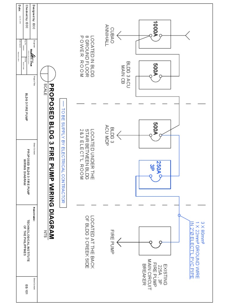 Fire Pump Wiring Diagram