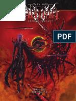 Anima Beyond Fantasy - Dominus Exxet - The Dominion of Ki