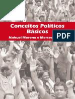Nahuel Moreno - Conceitos Políticos Básicos