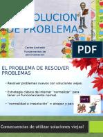Resolucion de problemas gestion educativa