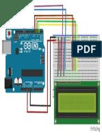 Arduino Display Lcd