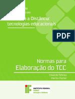 Manual Elaboracao TCC Pos EaD