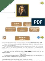 Presentation Sejarah Fisika Issac Newton