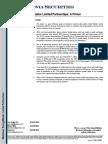 Master Limited Partnerships Primer - Wachovia (2004)