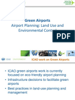 Green Airports Airport Planning Land Use and Environmental Control