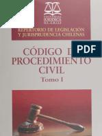 Repertorio de Jurisprudencia CPC Tomo I