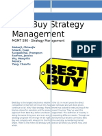 MGMT590 Best Buy Strategy Report - Final