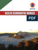 Baseline Gunung API Indonesia