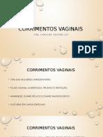 Corrimentos Vaginais