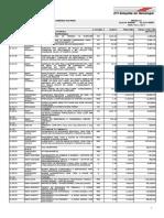 Planilha Orçamentaria C001-2013