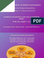 A Medicina Antroposófica Como Uma Racionalidade Médica