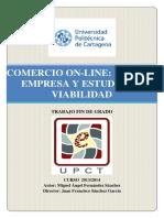 Empresa Comercio Online